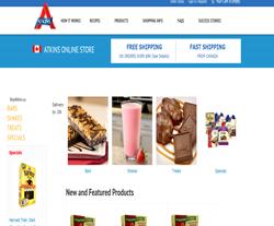 Atkins promo code