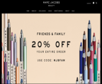 Marc Jacobs Beauty Promo Codes