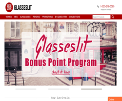 Glasseslit Promo Codes
