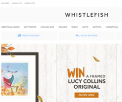 Whistlefish Discount Code