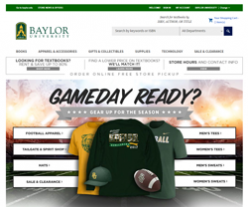 Baylor Bookstore Promo Codes