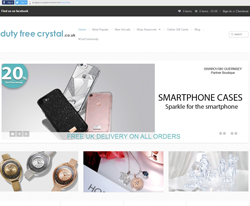 Duty Free Crystal Discount Code