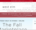 West Elm Promo Codes