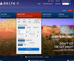 Delta Air Lines Promo Codes