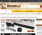 Brownells UK Discount Codes promo code