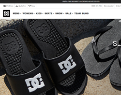 DC Shoes New Zealand Promo Codes