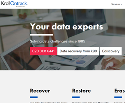 Ontrack UK Discount Codes