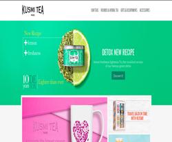 Kusmi Tea UK Promo Codes