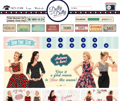 Dolly and Dotty Discount Codes