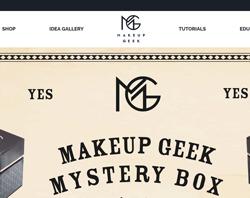Makeup Geek Promo Codes