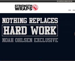 Strength Wraps Promo Codes