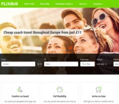 FlixBus Promo Codes