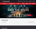 Cineworld promo code