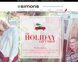 Simons Promo Codes