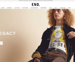 End Clothing Promo Codes