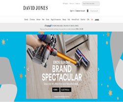 David Jones Discount Codes