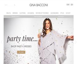 GINA BACCONI Discount Codes