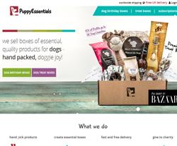 Puppy Essentials Discount Codes