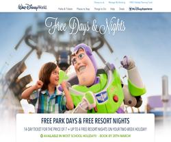Walt Disney World Discount Codes