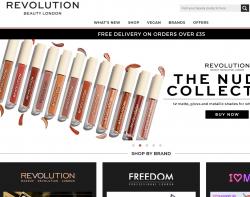 Makeup Revolution Discount Code