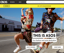ASOS.com Discount Codes