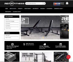 Get 10% Off w/ Rep Fitness Coupon Codes & Discount Codes | Fyvor