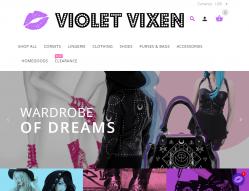 The Violet Vixen Coupons