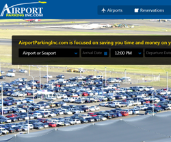 Airport Parking Inc Discount Codes