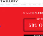 Twillory Coupons