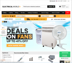 Electrical World Discount Code