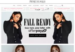 Princess Polly promo code