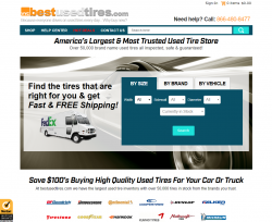 Best Used Tires Coupon