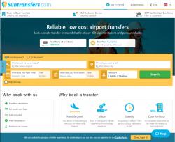 Suntransfers Discount Code