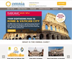 Omnia Card Discount Code