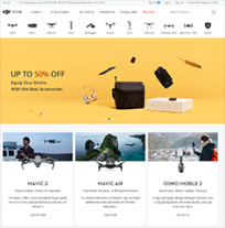 DJI.com Coupon Codes