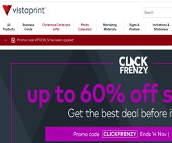 Vistaprint Australia Promo Codes