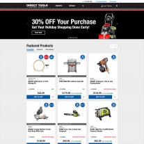 Direct Tools Outlet Promo Codes