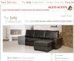 The sofa collection