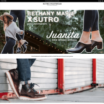 Sutro Footwear Promo Codes