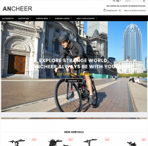 Ancheer.shop Promo Codes