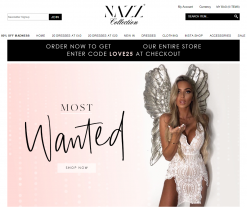 Nazz Collection Coupon Codes