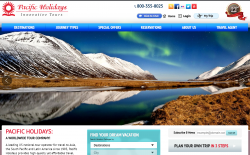 Pacific Holidays Coupon Codes