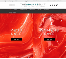 The Sports Edit Discount Codes