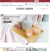 Linen Chest Coupons