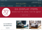And So To Bed promo code