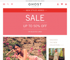 Ghost Discount Codes