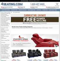 4seating Coupons