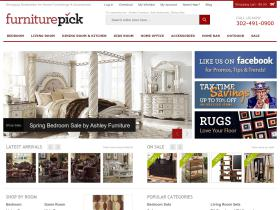 20% Off | Furniture Pick Coupon Codes & Coupons updated daily