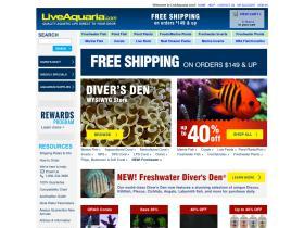 LiveAquaria Coupons promo code