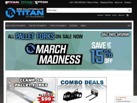 Titan Attachments promo code